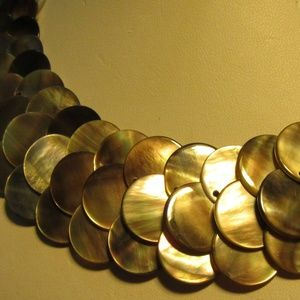 Necklace, Mother of Pearl